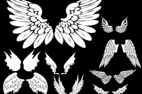Pinceles de ángeles y demonios