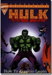 P00017 - Biblioteca Marvel - Hulk #17