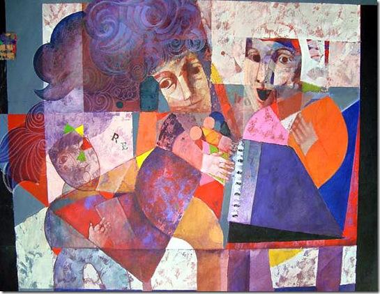 La mujer del piano