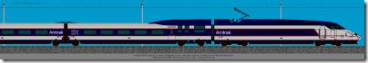 Amtrak TGV