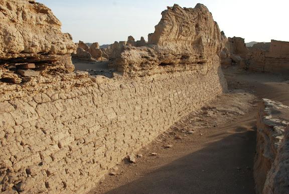 Turfan - Ruines de Jiaohe 20
