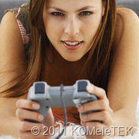 Gamer Wanita