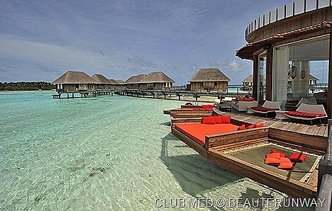 Club Med Kani, Maldives SALE Deluxe Beach Villa