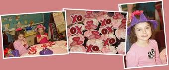 View Kayla's Valentine Party