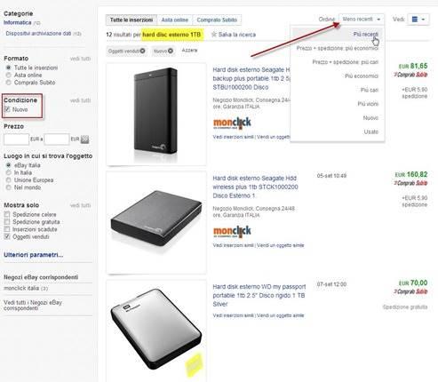 prezzo-giusto-ebay