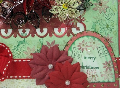 Merry Christmas Quilling4