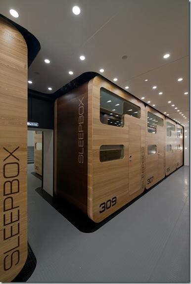 Mini habitaciones para dormir 10