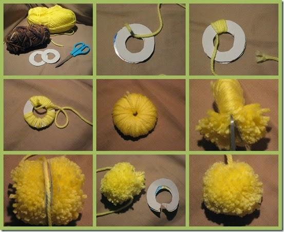 Pompom-Chick