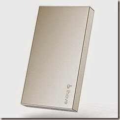 Amazon : Buy iHave ia1310 Boss 10000mAH Power Bank at Rs.1399 only
