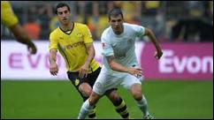 TSV Eintracht Braunschweig vs Borussia Dortmund