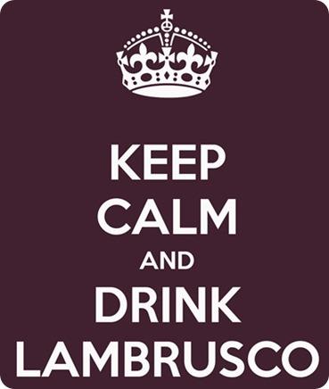 lambrusco day