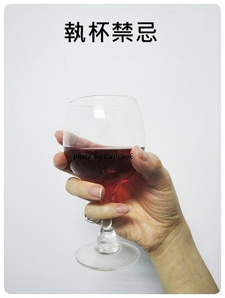 葡萄酒酒杯拿法 wine glasses 禁忌(8)