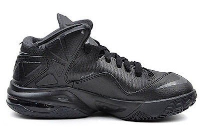 nike air max ambassador 5 gr black anthracite 1 05 New Nike Air Max Ambassador V Triple Black Available in Asia