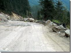 Road to the Glacier