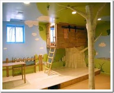 Fotos de habitaciones infantiles decoracion de for Paginas de decoracion de interiores gratis