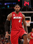 lebron james nba 130301 mia at nyk 24 LeBron Debuts Prism Xs As Miami Heat Win 13th Straight