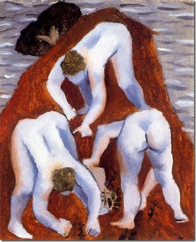 Josep de Togores i Llach -Las buscadoras de mejillones -1926