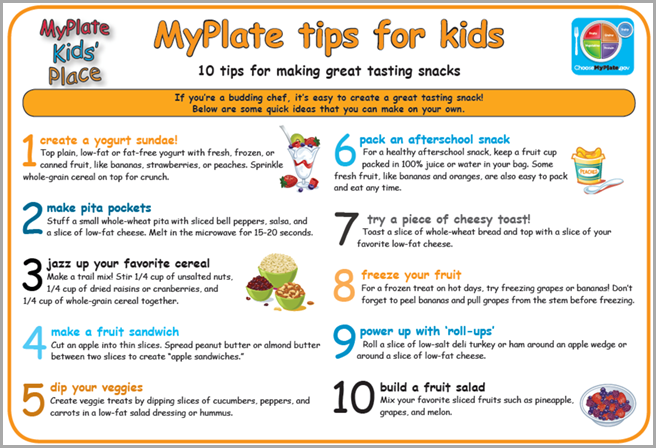 Healthy eating for 0-2 year olds 2014