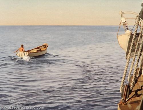 pinturas a oleo super realistas Roberto Bernardi Erich Christensen Steve Mills  desbaratinando  (114)