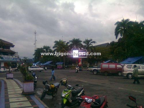 Sudut Alun-alun Ciamis_www.trigonalworld.com