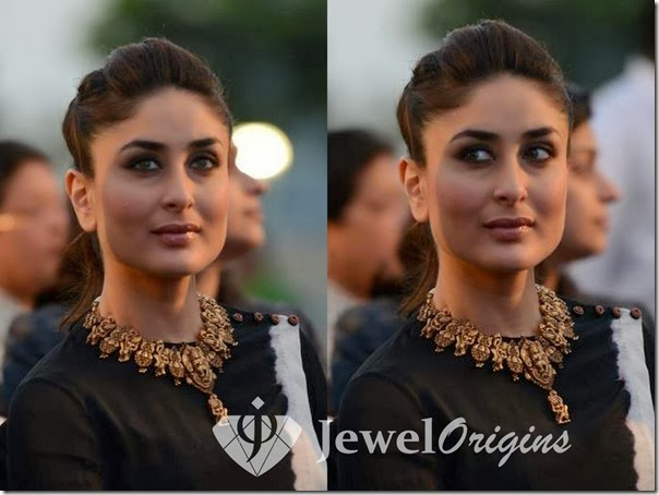 Kareena_Kapoor_Gold_Necklace
