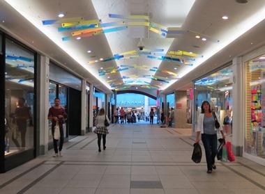 Shopping Centre in Carlisle
