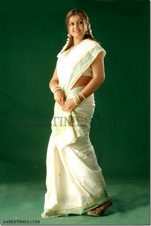 Sona_White_Traditional_Saree (3)