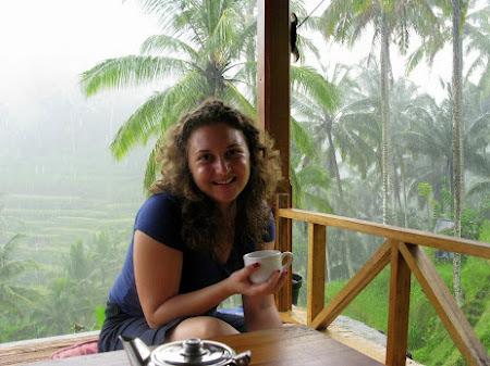 Iunia Pasca: Ceai javanez in Bali