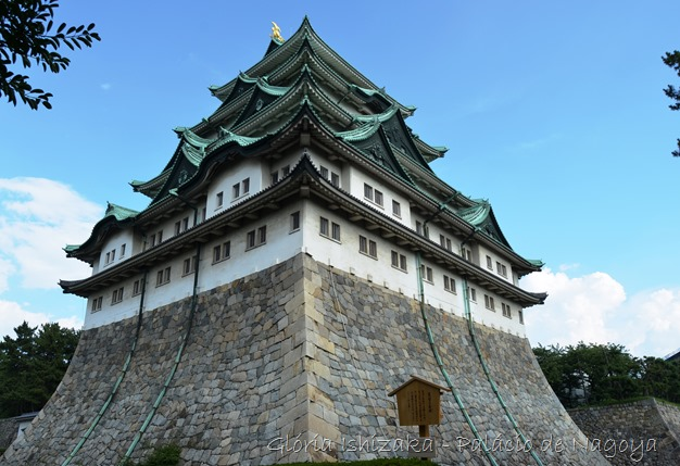 Glória Ishizaka - Nagoya - Castelo 21