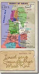 14 Israel yang Sesungguhnya Masa Kini