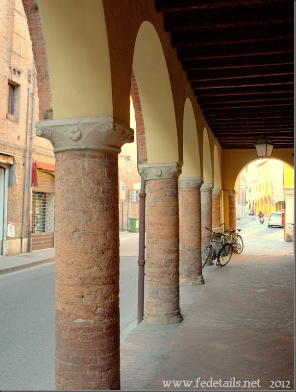 Palazzo dei Forzatè, Ferrara, Italia - Forzatè's Palace, Ferrara, Italy - Property and Copyright by www.fedetails.net