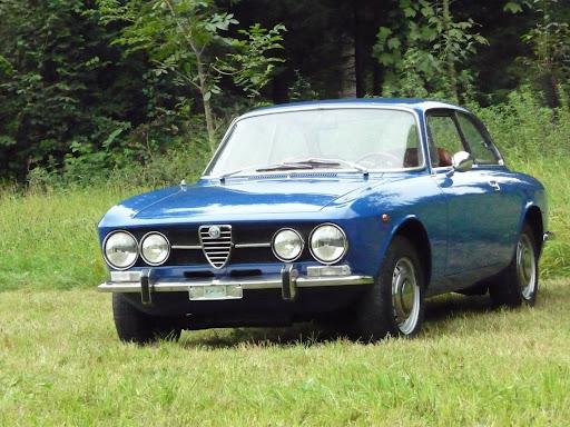Alfa Romeo 1750 GT Veloce,