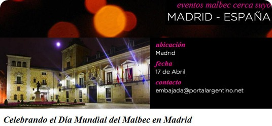 malbec madrid