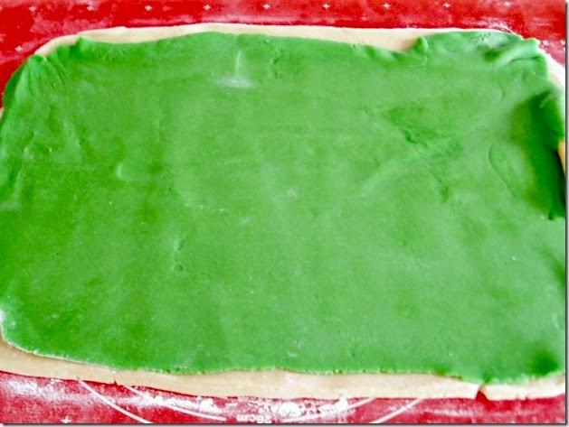 Pinwheel Sugar Cookies Layer
