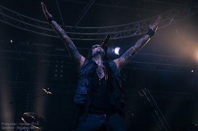 Primordial au Hellfest 2013