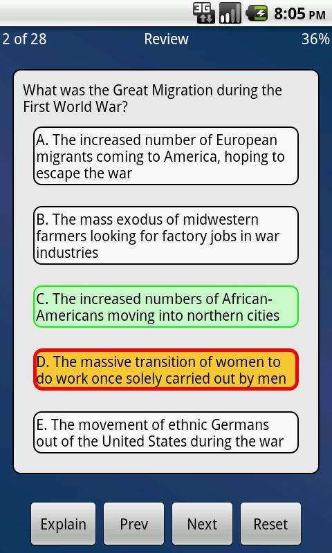 long essay questions ap us history