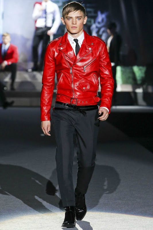 Milan Fashion Week Primavera 2012 - Dsquared² (11)