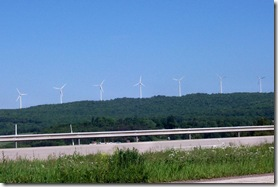 Wind Turbines found throughout Somerset County, PA