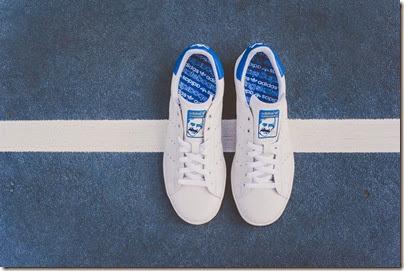 adidas Originals Stan Smith Vulc White Royal (sneakerpolitics) 01