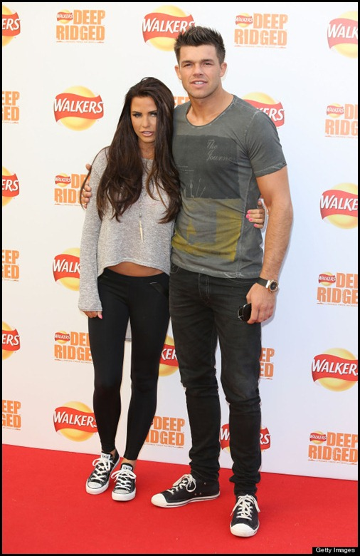 katie price and ex-fiancé Leandro Penna