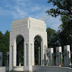 Washington DC - WWII Memorial