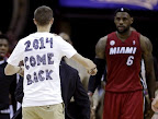 lebron james nba 130320 mia at cle 03 Tale of Two Halves, Two Pairs. LeBron, Heat Erase 27 Point Deficit for Win #24!