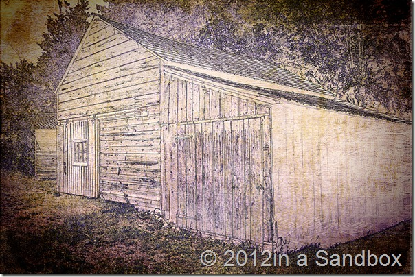 outer shed