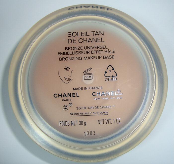 Chanel Soleil Tan de Chanel3
