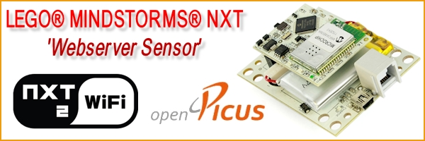 Purchase your own NXT2WiF Sensor