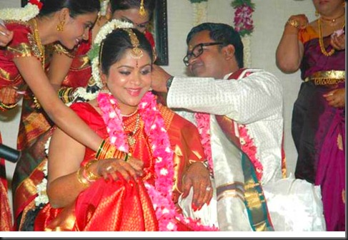 selva raghavan gitanjali wedding2