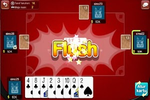 Screenshot of ZingPlay - Big 2 - Poker