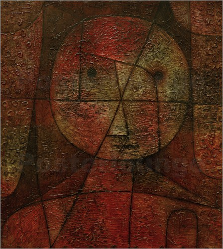 Paul klee marked man