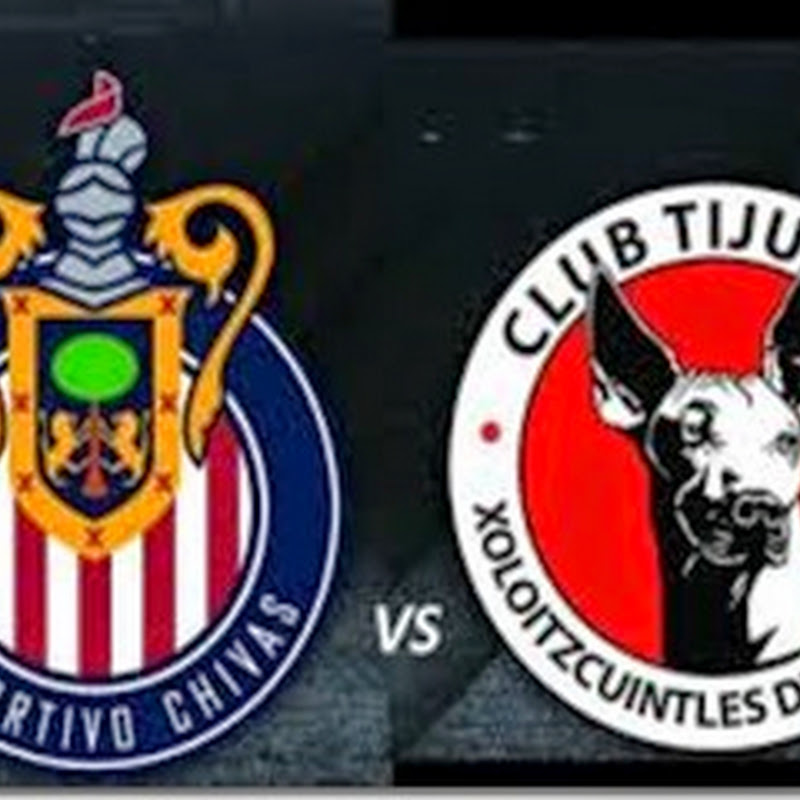 Chivas vs Xolos: Boletos precios horarios 2014