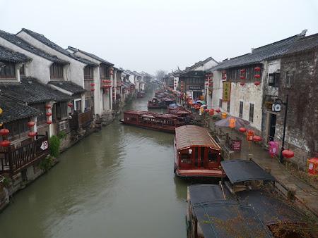 Suzhou si canalele sale